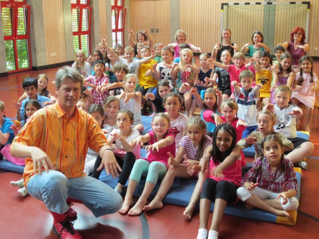 zauberer kindergeburtstag aschaffenburg