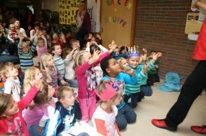 Zauberer Kindergarten